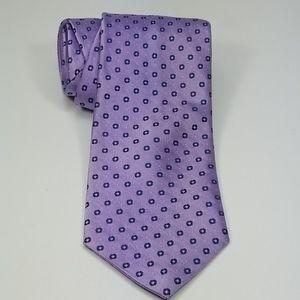 Donna Karen Beautiful 100% Pure Silk Men's Tie
